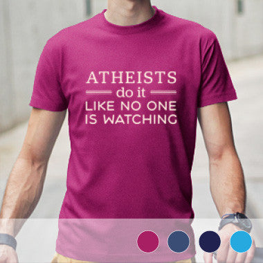 Atheists Do It