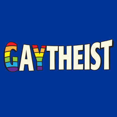 Sale - Gaytheist (old design)