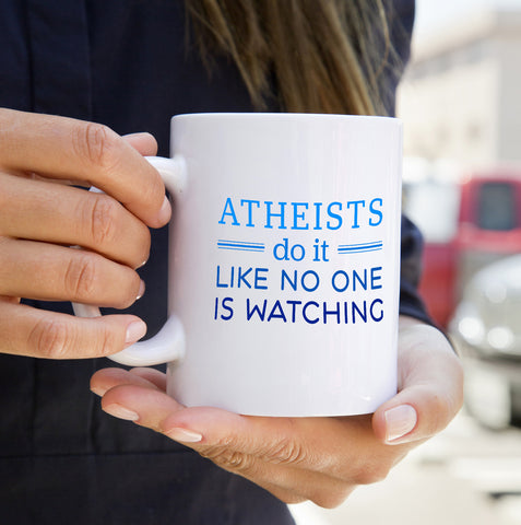 Atheists Do It Mug