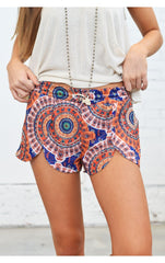 Treasure Hunt Jogger Shorts