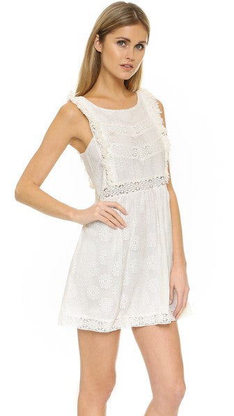 Wild Traveller Lace Dress
