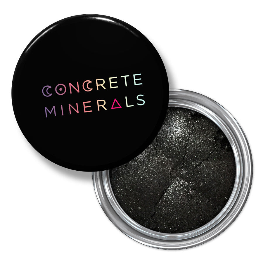 Load image into Gallery viewer, Black Metal - Concrete Minerals  - 2