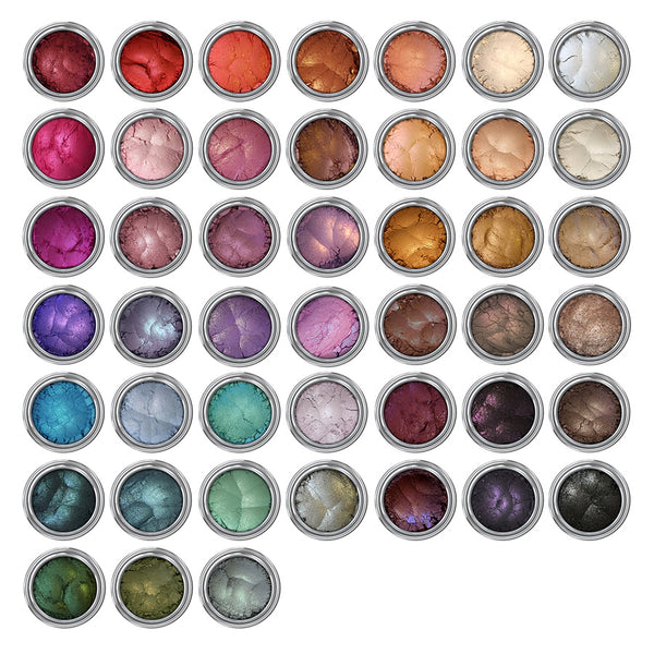 I Want It All - Mineral Eyeshadows