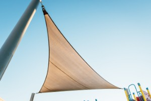 Triangular Sail Shades - The Sun Shade Company
