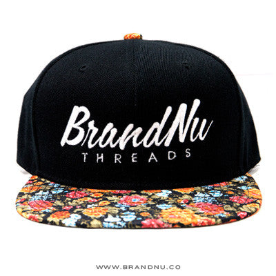 Floral Blossoms - Snapback