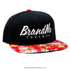 Red Blossoms - Snapback
