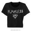 Flawless - Box Crop Top