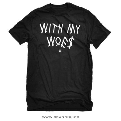 Drake - With My Woes - Men's Shirt