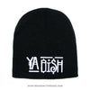 YA BISH Scully Beanie - Black