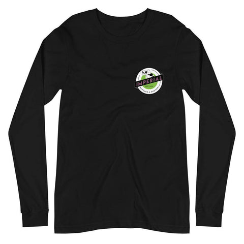 Reptile long sleeve shirt with Imperial Reptiles logo, buy cheap reptile merch for Sale online