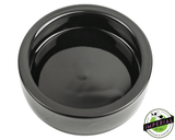 ceramic bowl for water and insects for sale online at cheap prices. These dishes are easily cleaned and perfect for reptile enclosures.