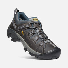 Keen men's Targhee II Waterproof 1002363 gargoyle/midnight navy