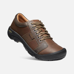 Keen men's Austin 1007722 chocolate brown