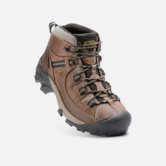 Keen men's Targhee II Mid Waterproof 1008418 shitake/brindle