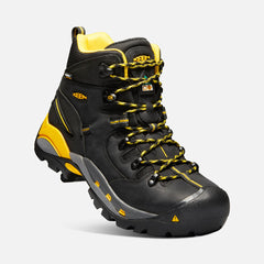 Keen Utility men's Hamilton Carbon C.S.A 1020097 black/yellow
