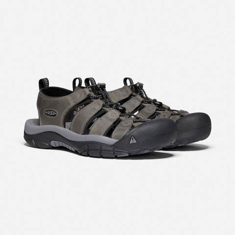 Keen men's Newport 1022248 steel grey