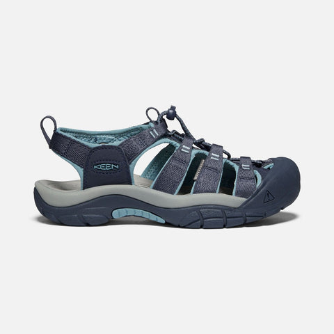 Keen women's Newport H2 1022800 navy/smoke blue
