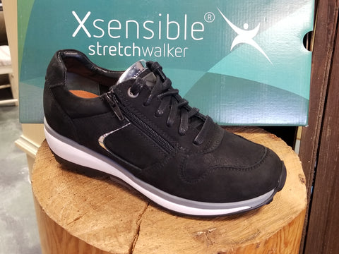 Xsensible women's Stretchwalker Jersey 30042.2.001 GX black SIZE 36, 43