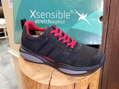 Xsensible men's Stretchwalker SWX3 30027.1.028 GX black/red