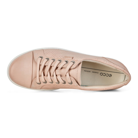 Ecco women's 430833-02118 Ecco Soft 7 W Perf Tie rose dust