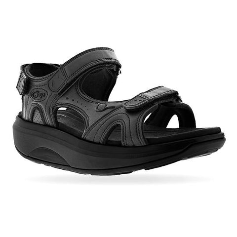 Joya women's ID Cairo II SP Black sandals SIZE 8.5
