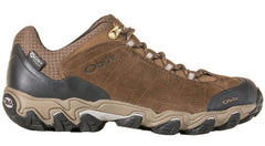 Oboz men's Bridger Low Waterproof 22701 canteen brown