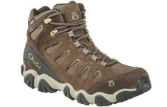 Oboz men's Sawtooth II Mid Waterproof 23701 canteen/mayfly green