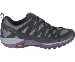Merrell women's Siren Sport 3 WP J035326 J035326W black/blackberry MEDIUM & WIDE WIDTH