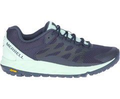 Merrell women's Antora 2 Trail Running Shoes J066844 navy/jade