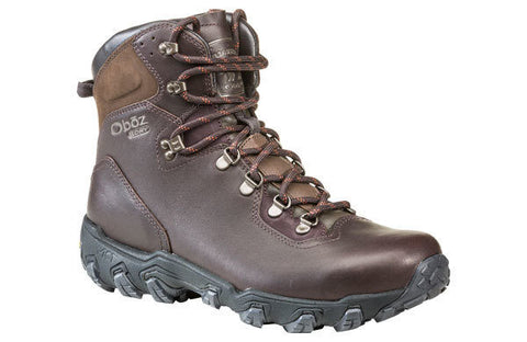 Oboz men's Yellowstone Premium Mid B-Dry Waterproof 50501 espresso