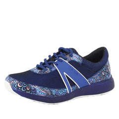 Alegria TRAQ women's Qarma QAR-5457 wild child blues SIZE 39, 40 41, 43
