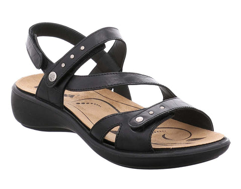 Romika  women's 16070-24100 Ibiza 70 black
