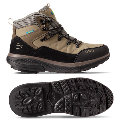 Gravity Defyer gdefy men's TB9031MBR Sierra M brown