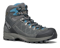 Scarpa men's Kailash Trek GTX 61056-200 shark grey/lake blue SIZE 47