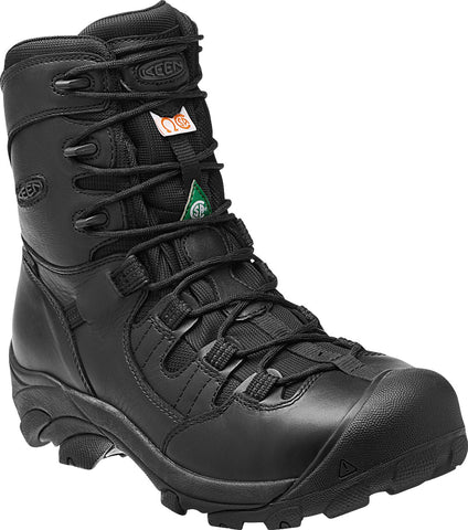 Keen men's CSA Oshawa boot 1012767 black