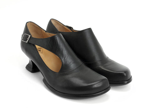 John Fluevog women's Wearevers Gracias black