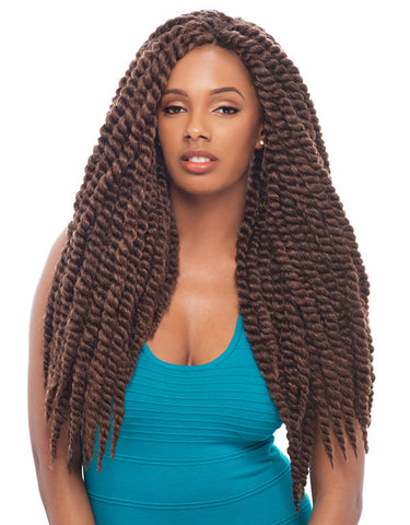 Janet Collection 2X Havana Mambo Twist Braid 24""