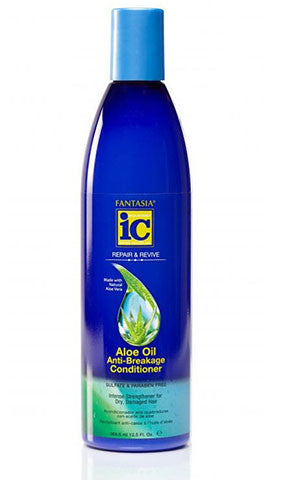 IC Fantasia Aloe Oil Anti-Breakage Conditioner (12.5 fl oz.)