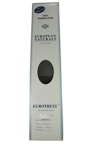 Eurotress Human Hair Weaving Wet And Wavy Florence
