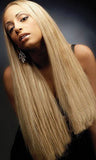Bohyme Virgin Human Hair Weaving Yaki Hand Tied