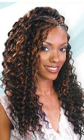 Freetress Synthetic Hair Braiding Deep Twist