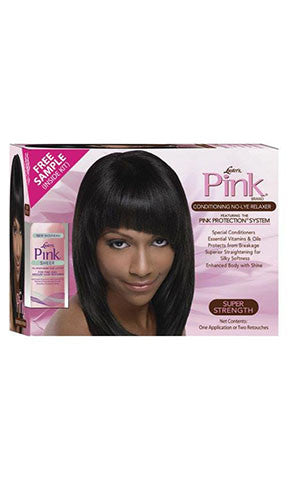 Lusters Pink Conditioning No-lye Relaxer Kit
