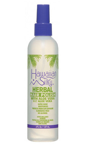 Hawaiian Silky Herbal Hair Polish