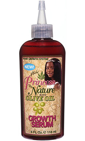 Vitale Princess by Nature With Olive Oil Growth Serum