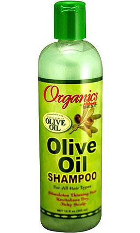 Africas Best Organics Olive Oil Shampoo