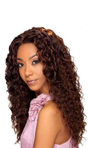 Hollywood Human Hair Weaving Classic Virgin Remy Curl French Deep