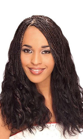 Zury 100% Human Hair Indian Remy Wet and Wavy Loose Deep Braiding Hair