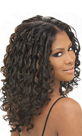 Freetress Synthetic Hair Weaving Italian Curl
