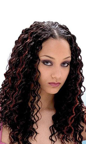 Freetress Synthetic Hair Weaving Deep Twist