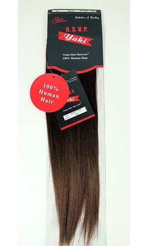 Jazz Wave Human Hair Weaving Yaki RSVP